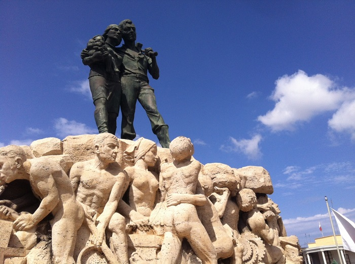 Workers' Memorial, Msida