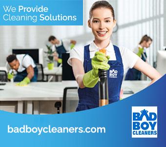 Bad Boy Cleaners